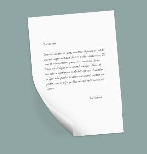 Шаблон для написания рекомендательного письма на английском