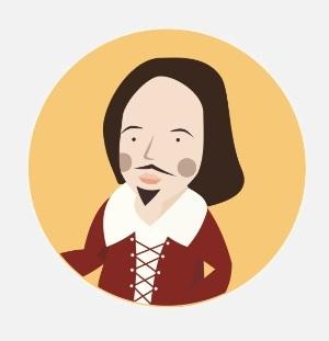 250 слов, которые Шекспир ввел в английский язык