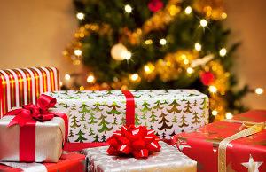 Что подарить ей на Рождество?